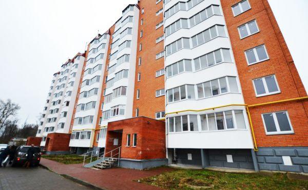 2-х ком. квартира с отделкой и автономным отоплением в Волоколамске